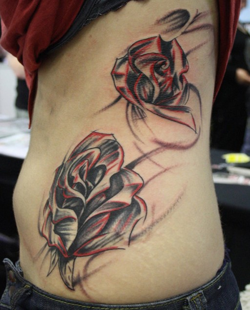 Tattoo Ideas With Roses: 55 Best Rose Tattoos Designs
