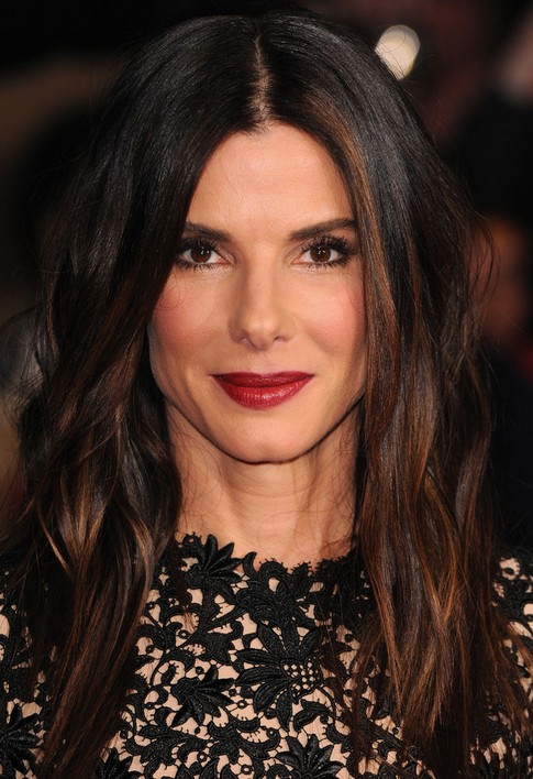 Long Foyer Age : Sandra bullock hairstyles hair pictures