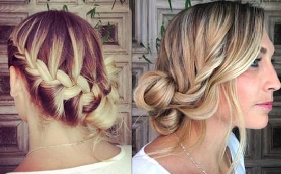 Awe Inspiring 10 Side Bun Tutorials Low Messy And Braids Updos Pretty Designs Hairstyles For Women Draintrainus