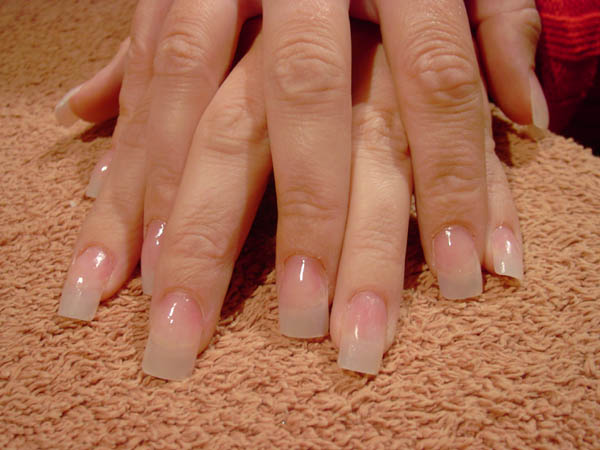 Simple Easy Acrylic Nail Designs