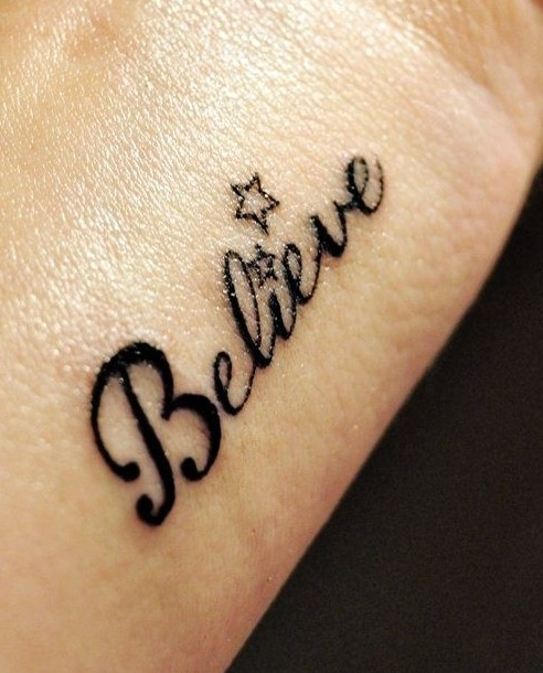 30 Hottest Star Tattoo Designs