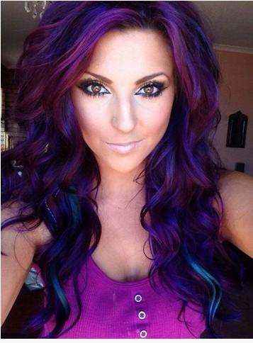 Stunning Purple Hair Trend For Women Pretty Designs