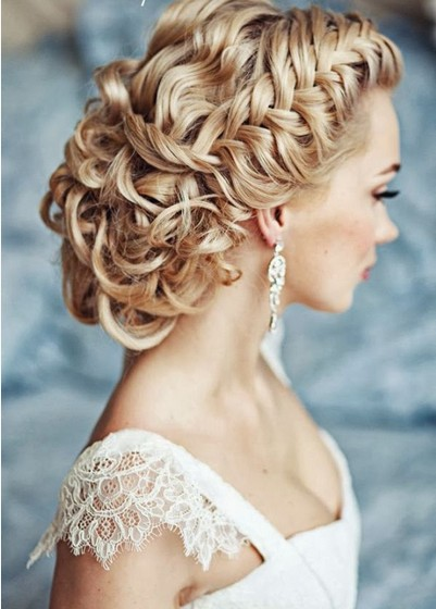 Magnificent Braid Hairstyles Updo Braids Hairstyle Inspiration Daily Dogsangcom