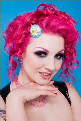 8 Eye Catching Pink Hairstyles For 2014 Pretty Designs