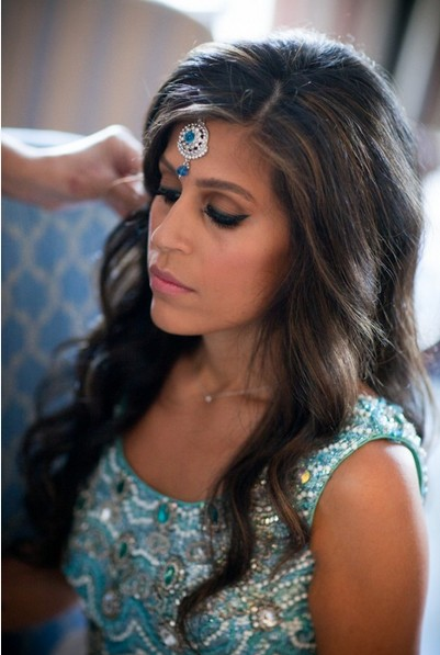 Magnificent 4 Amazing And Fantastic Indian Wedding Hairstyles Pretty Designs Short Hairstyles For Black Women Fulllsitofus