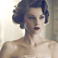 hairstyles 4 glamorous vintage wedding hairstyles are you a big