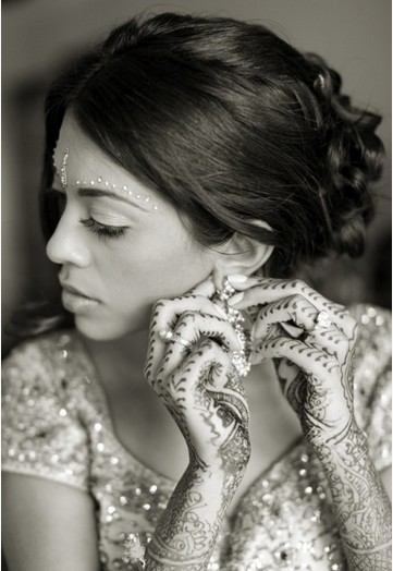 4 Amazing and Fantastic Indian Wedding Hairstyles - Pretty Designs