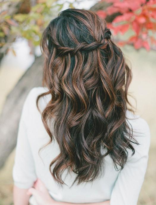 8 Cute Waterfall Twist Tutorial Long Hairstyles Ideas