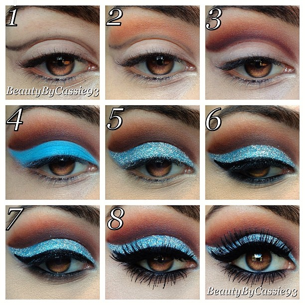 11 Great Makeup Tutorials for Different Occasions: Diva Look