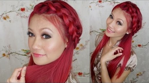 15 Braided Bangs Tutorial: Trendy Holiday Hairstyles for Long Hair