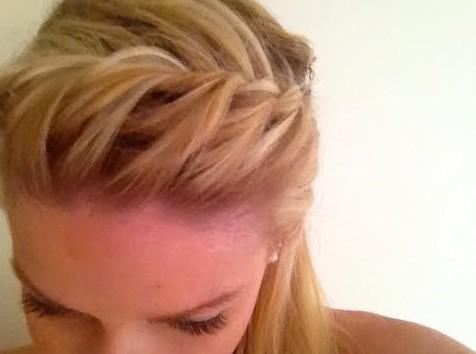 Enjoyable 15 Braided Bangs Tutorials Cute Easy Hairstyles Pretty Designs Short Hairstyles Gunalazisus