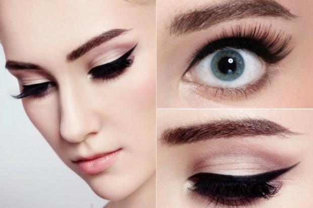 Flirting Cat Eye Makeup Tutorials - Pretty Designs