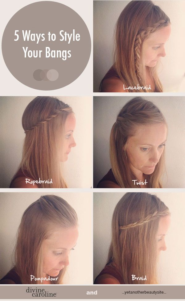 5 Bangs for Outgoing