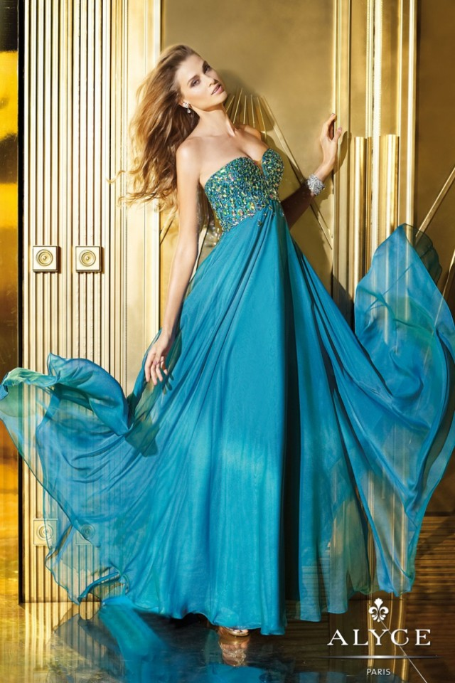 A Pretty Collection of 25 Alyce Prom Dresses for 2014 - Pretty Designs