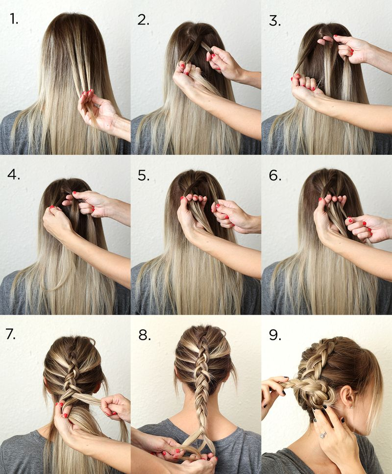 Adorable Hairstyle Tutorials: Cute Braids