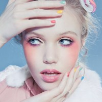 Adorable Pastel Makeups