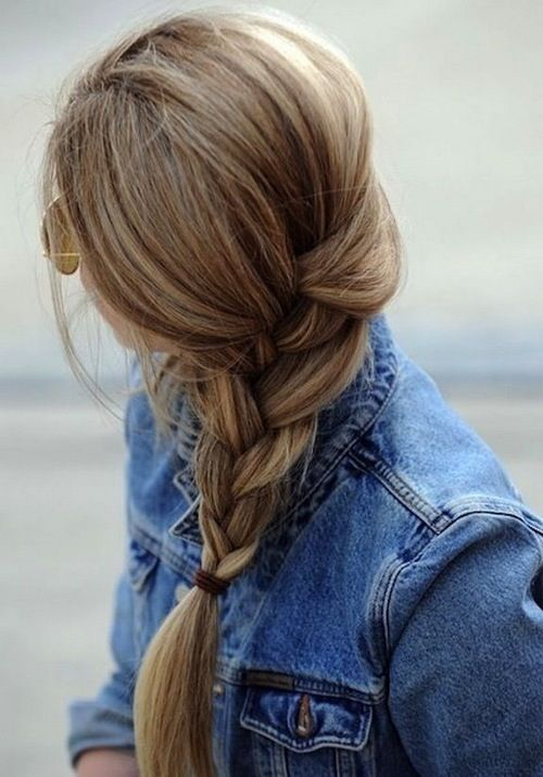15 Loose Braided Hairstyles for a Boho-chic Look - Pretty