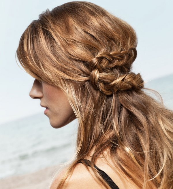 Excellent 15 Loose Braided Hairstyles For A Boho Chic Look Pretty Designs Short Hairstyles Gunalazisus