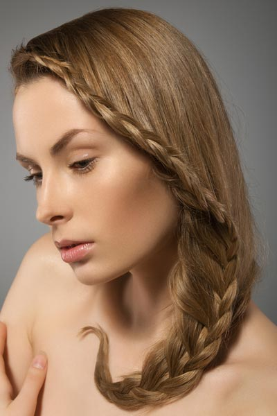 15 Loose Braided Hairstyles for a Bohochic Look  Pretty Designs