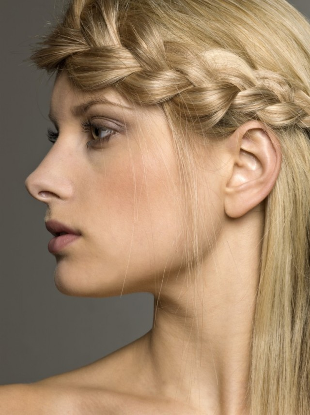 Loose Braided Hairstyles: Princess Braids