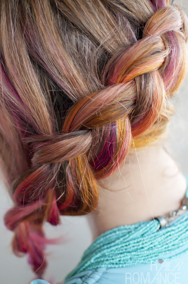 Braid for Ombre Hair