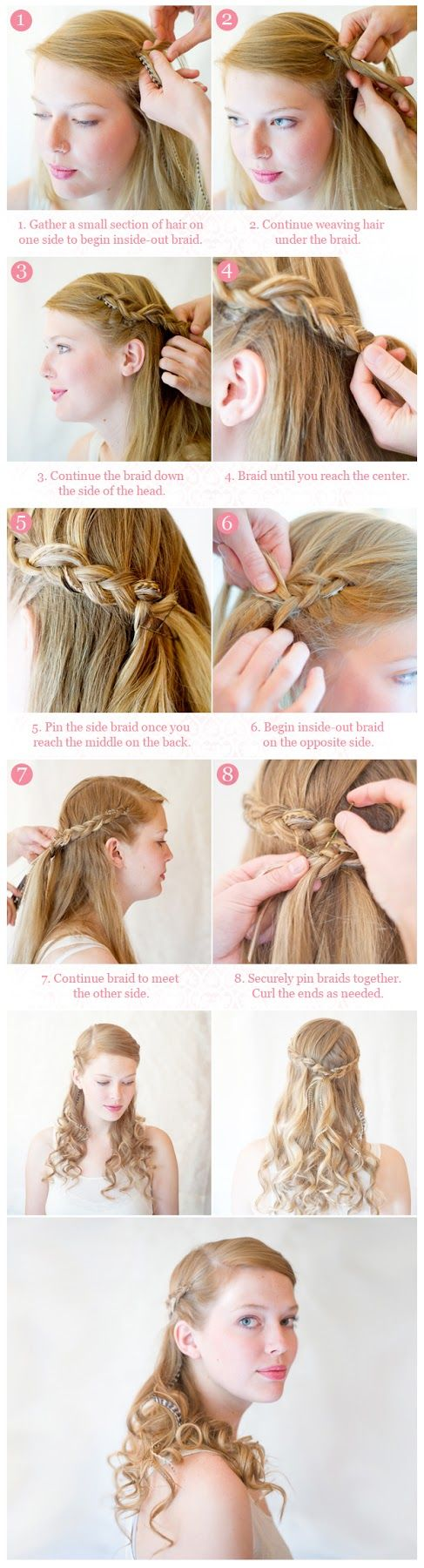 Braids for Curly Hair