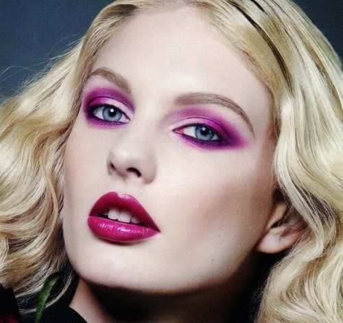 Creative Makeup Looks Creative Lips Makeup Purple