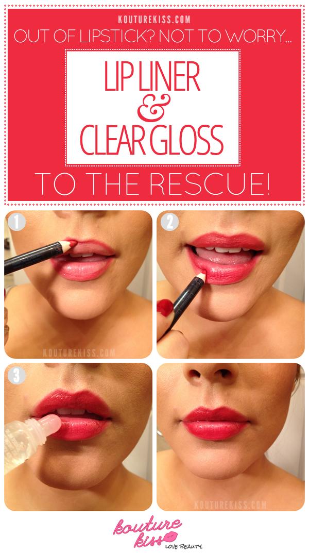 Creative Makeup Tutorials: Lip Rescue