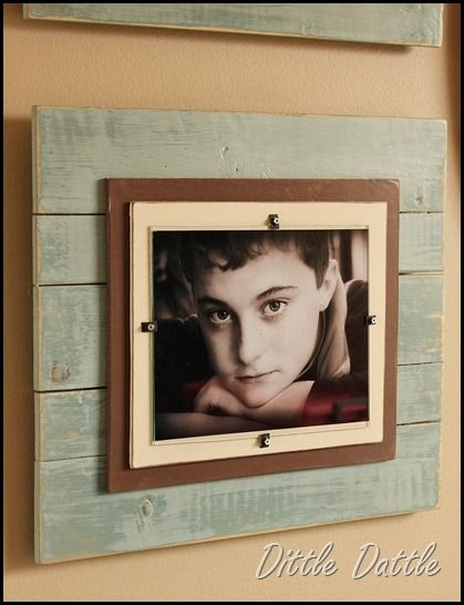Easy Photo Frames
