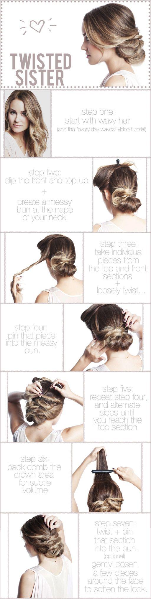 Astonishing 14 Bridal Hair Tutorials Pretty Designs Short Hairstyles For Black Women Fulllsitofus