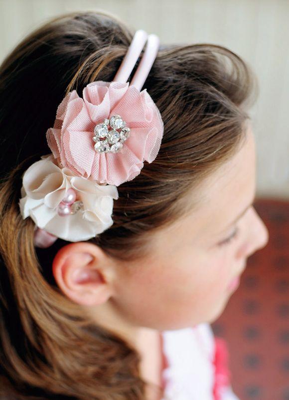 15 Pretty Diy Headband Tutorials Pretty Designs