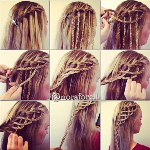 Strange 15 Stylish Half Up Half Down Tutorials Pretty Designs Short Hairstyles For Black Women Fulllsitofus