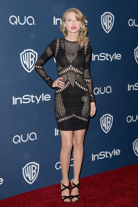 6 Fantastic Golden Globe After-Party Dresses: See What ...