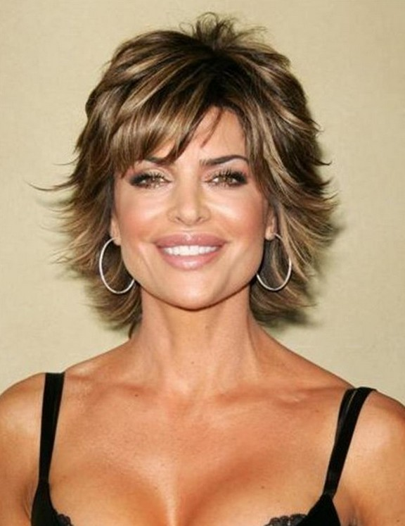 20+ Short Haircuts for Women Over 50 - Pretty Designs