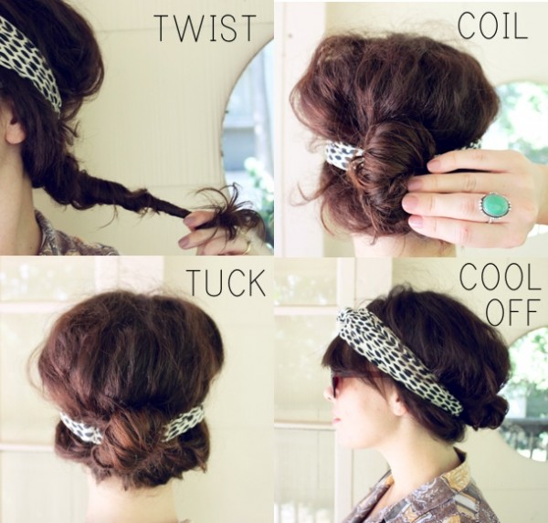 Wedding Hairstyles Diy: 20 Easy And Sassy DIY Hairstyle Tutorials