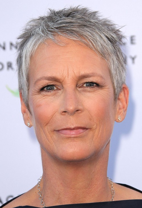 Jamie Lee Curtis Short Haircut for Women Over 50