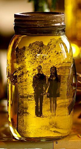 Jar for Photo Frame