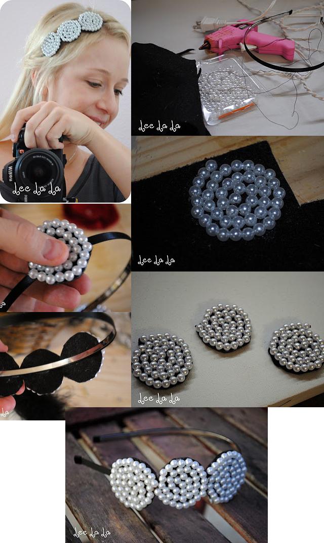 Jewelry Headband
