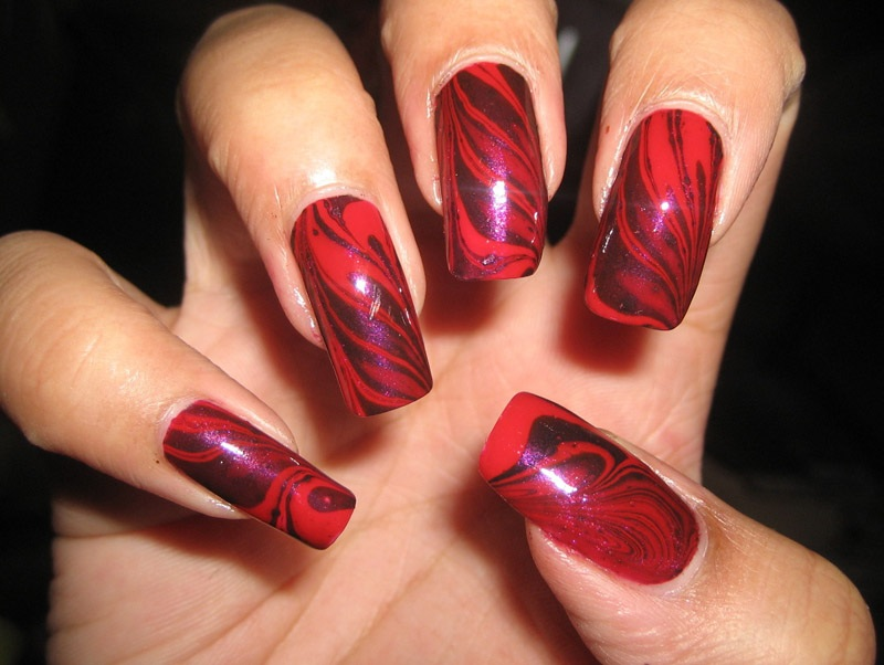 Marble Red