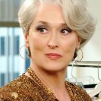 Meryl Streep Bob Hairstyle for Women Over 50