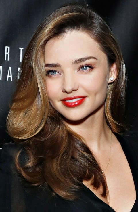 Top 23 Miranda Kerr Hairstyles - Pretty Designs миранда керр