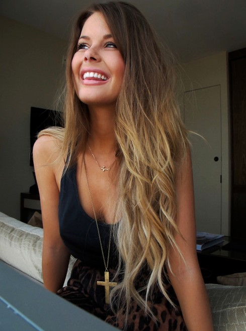 Ombre Hair 2015 – Ombre Hair Color Ideas for 2015 | Pretty Designs