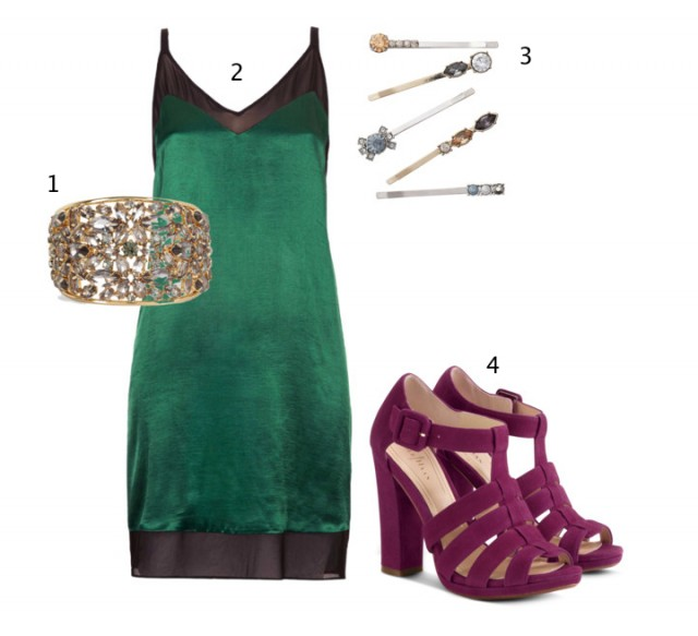 Polyvore Combinations For Formal Party