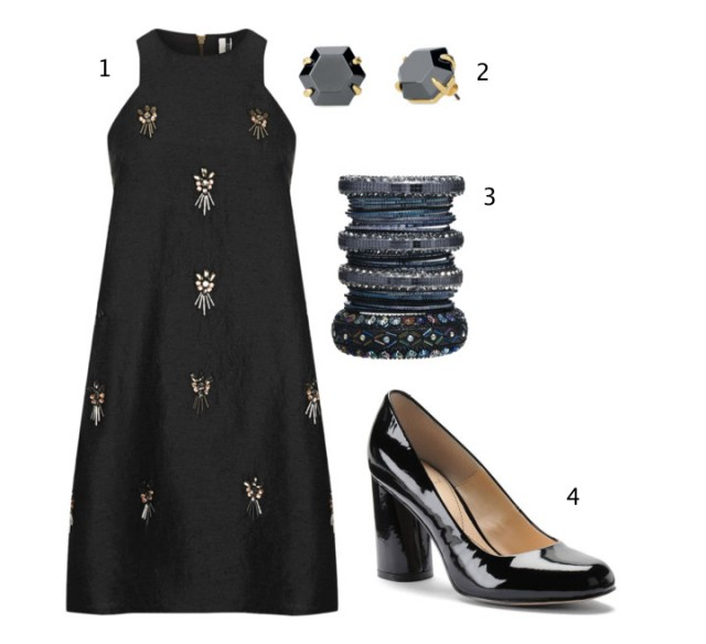 Polyvore Combinations For Evening Dinner