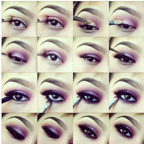 Catch Up With The Purple Trend 15 Perfecy Purple Eye Makeup Looks Amp Tutorials