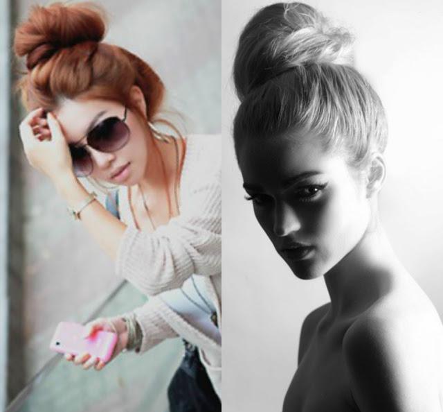 Quick Hairstyles: Messy Bun