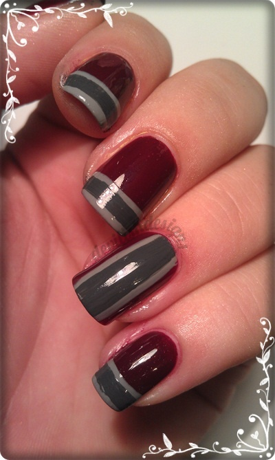 15 Easy Stripe Nails For Beginners Pretty Designs