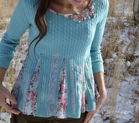 Renewed Sweater