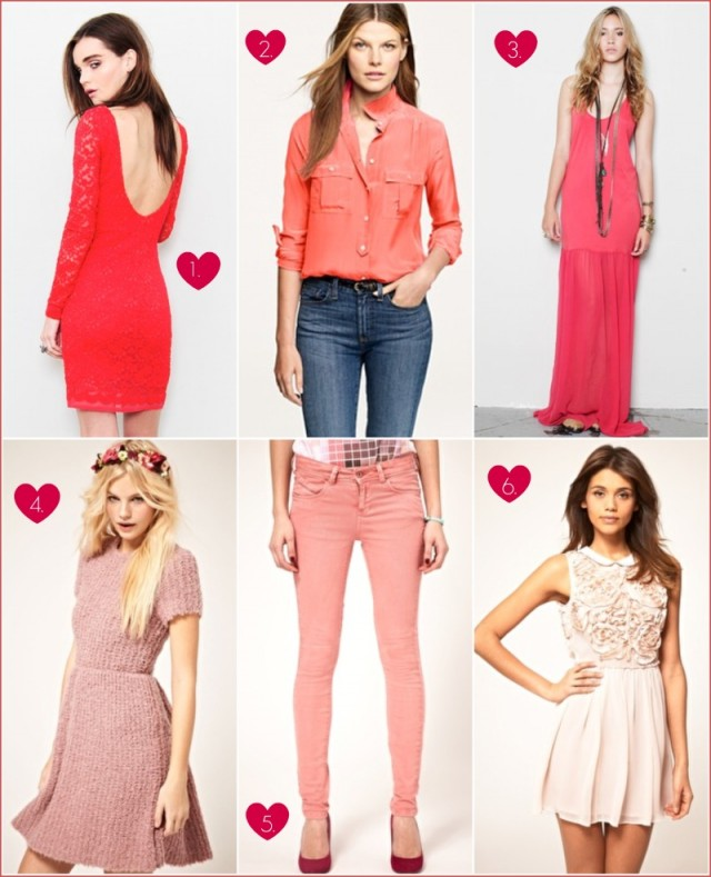 A Full Collection of Romatic Outfits Combinations for ...