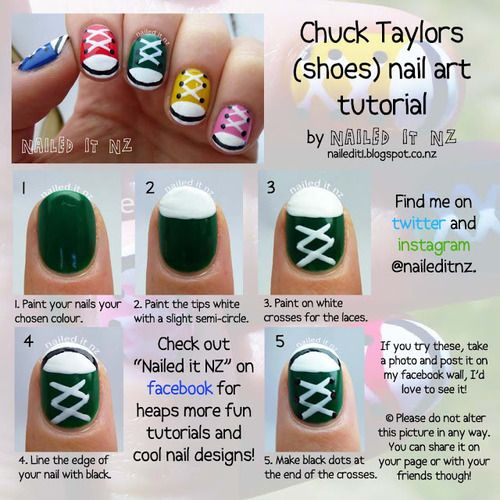 15 Easy And Creative Nail Ideas